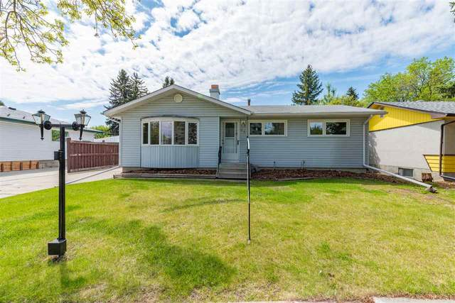 46 Gillian Crescent, St. Albert, AB T8N 0W1 (#E4199287) :: The Foundry Real Estate Company