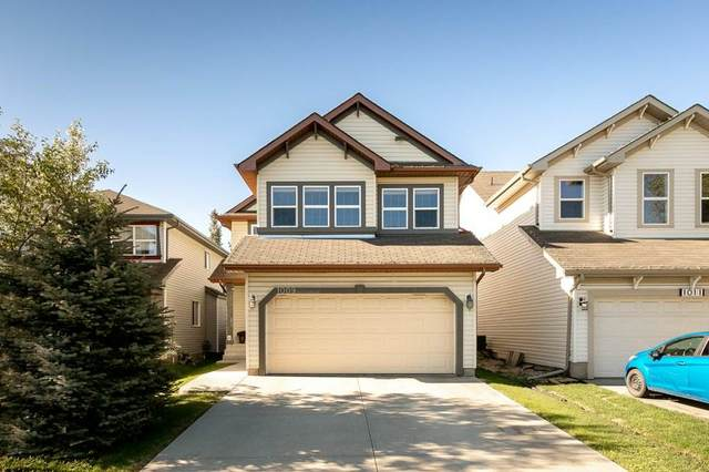 1009 Rutherford Road, Edmonton, AB T6W 0B8 (#E4199303) :: The Foundry Real Estate Company