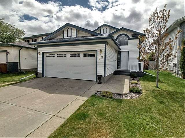 23 Durocher Street, St. Albert, AB T8N 6M1 (#E4199313) :: The Foundry Real Estate Company