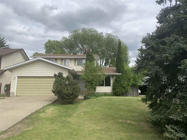 124 Westridge Road, Edmonton, AB T5T 1B6 (#E4199354) :: RE/MAX River City