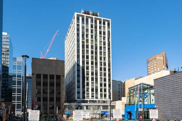 1211 10024 Jasper Avenue, Edmonton, AB T5J 1R9 (#E4199439) :: The Foundry Real Estate Company