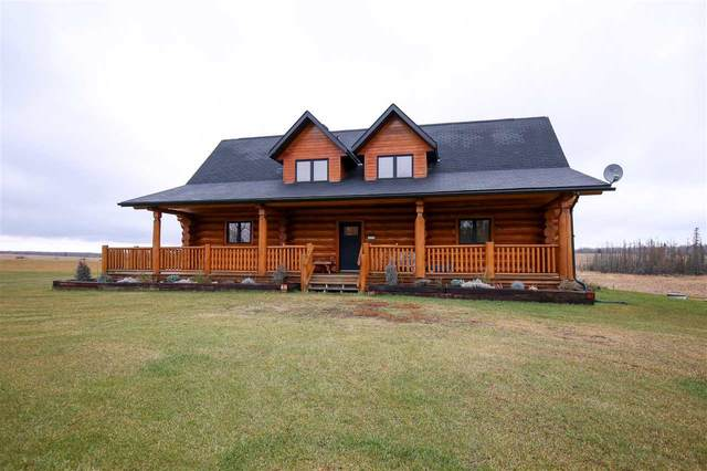 55318 Rr 63, Rural Lac Ste. Anne County, AB T0E 2A0 (#E4199451) :: The Foundry Real Estate Company