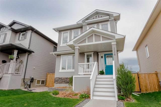 226 Kirpatrick Way, Leduc, AB T9E 1B5 (#E4199457) :: The Foundry Real Estate Company
