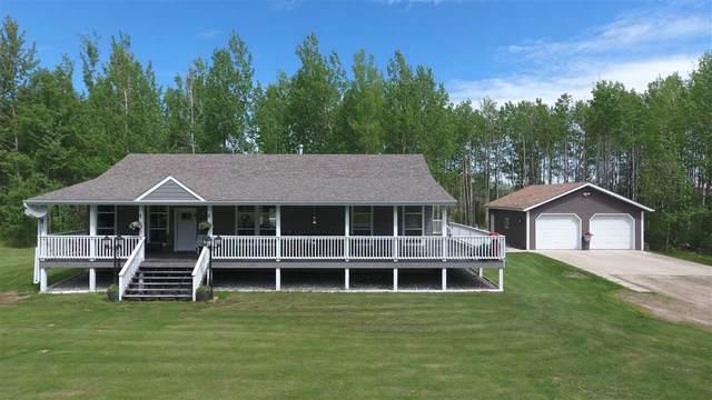 47508 Rr53, Rural Brazeau County, AB T0C 0P0 (#E4199479) :: The Foundry Real Estate Company
