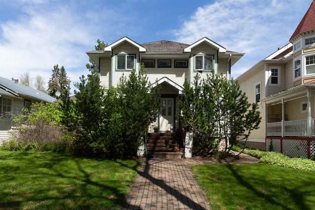 9750 83 Avenue, Edmonton, AB T6E 2B5 (#E4199482) :: The Foundry Real Estate Company