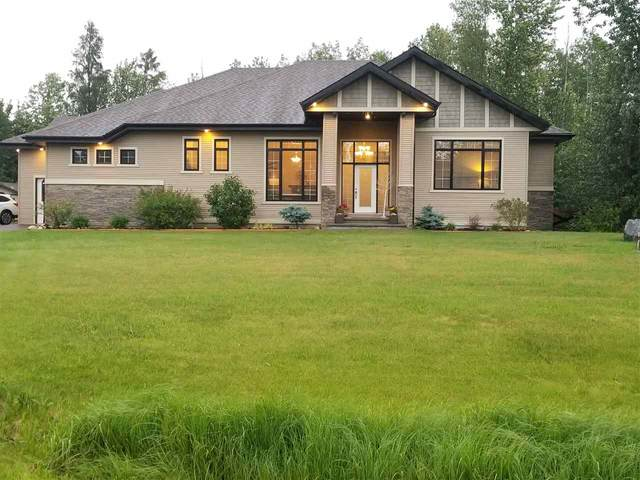 3 53216 RGE RD 264, Rural Parkland County, AB T7X 3H5 (#E4199487) :: The Foundry Real Estate Company