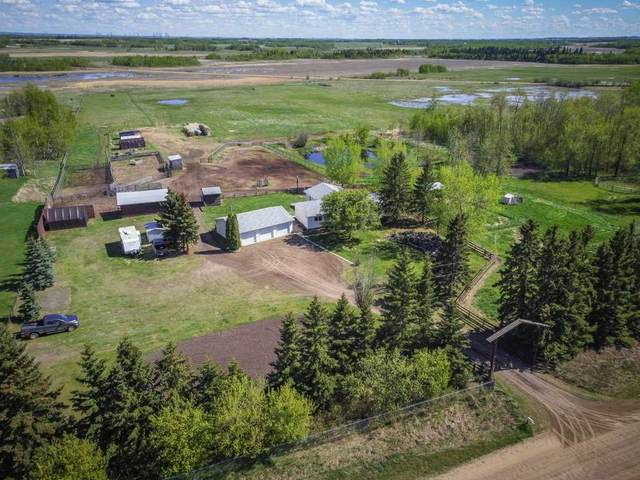 57007 Rg Rd 230A, Rural Sturgeon County, AB T0A 1N0 (#E4199498) :: The Foundry Real Estate Company