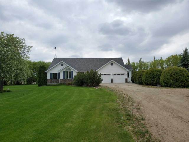 58513 262, Rural Westlock County, AB T0G 2J0 (#E4199513) :: The Foundry Real Estate Company