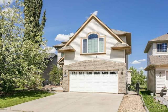 1044 Barnes Way, Edmonton, AB T6W 1E4 (#E4199538) :: RE/MAX River City