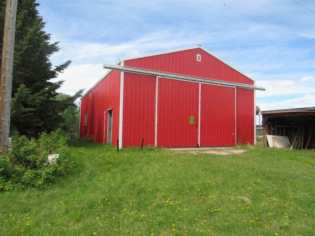 59220 Rge Rd 61, Rural Barrhead County, AB T7N 1N3 (#E4199562) :: The Foundry Real Estate Company