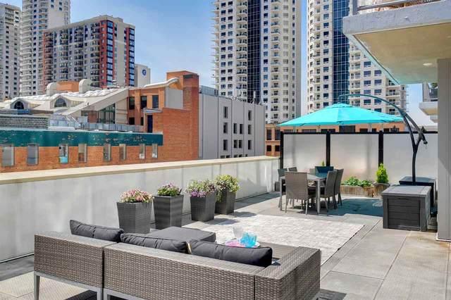 501 10238 103 Street, Edmonton, AB T5J 0G6 (#E4199618) :: The Foundry Real Estate Company