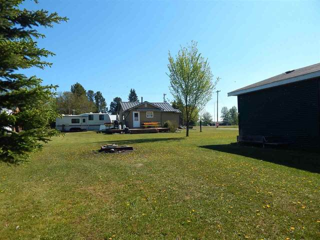 618 1st Ave East - Buck Lake, Rural Wetaskiwin County, AB T0C 0T0 (#E4199696) :: RE/MAX River City
