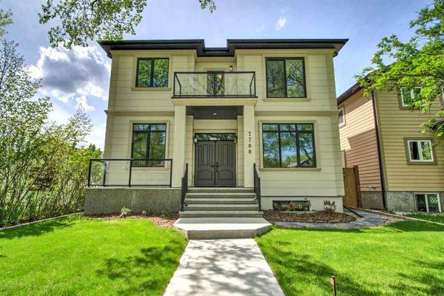 7708 110 Street, Edmonton, AB T6G 1G1 (#E4199901) :: The Foundry Real Estate Company