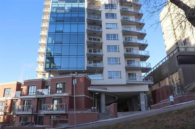 906 9720 106 Street, Edmonton, AB T5K 0K8 (#E4199907) :: RE/MAX River City