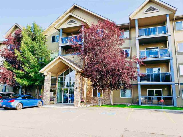 203 279 Suder Greens Drive, Edmonton, AB T5T 6X6 (#E4199981) :: Müve Team | RE/MAX Elite