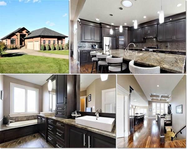 122 26116  HWY 16, Rural Parkland County, AB T7A 1A1 (#E4200010) :: Initia Real Estate