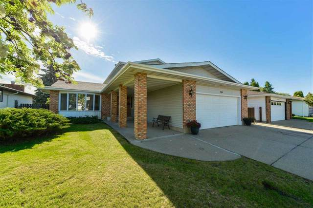 3809 103B Street, Edmonton, AB T6J 2X8 (#E4200014) :: Initia Real Estate