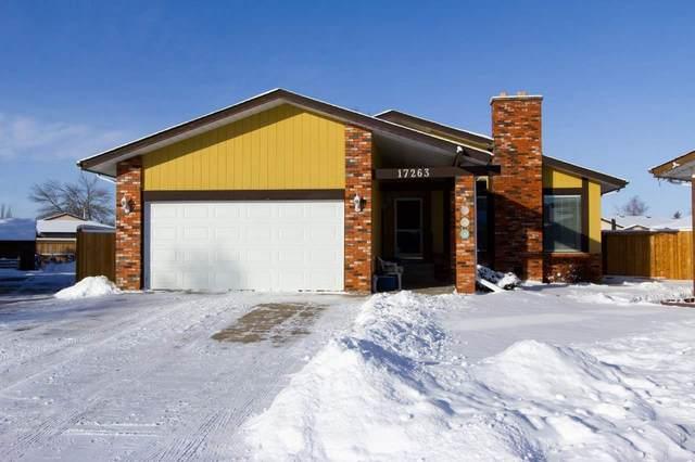 17263 104 Street, Edmonton, AB T5X 3X1 (#E4200019) :: Initia Real Estate