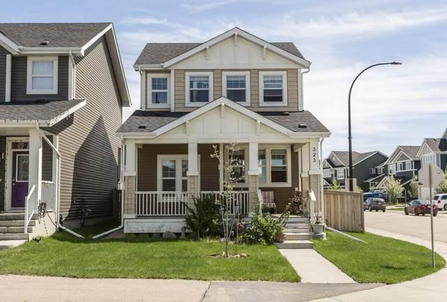 323 Southfork Drive, Leduc, AB T9E 0E6 (#E4200021) :: Initia Real Estate
