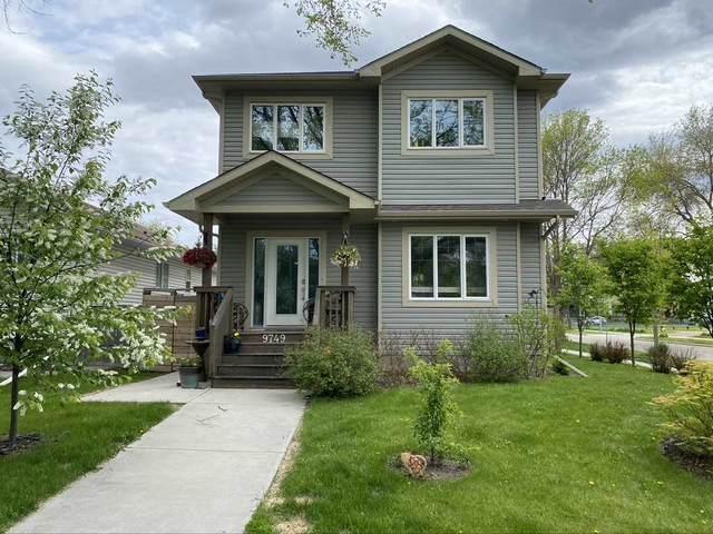 9749 71 Avenue N, Edmonton, AB T6E 0W5 (#E4200099) :: Müve Team | RE/MAX Elite