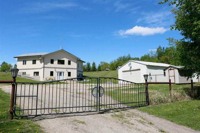 29 52019 RGE RD 20, Rural Parkland County, AB T7Y 2G5 (#E4200158) :: Initia Real Estate