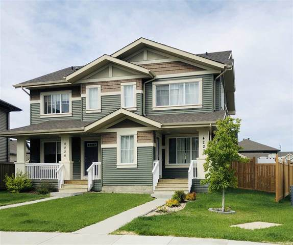 4222 Prowse Way, Edmonton, AB T6W 3A6 (#E4200194) :: RE/MAX River City