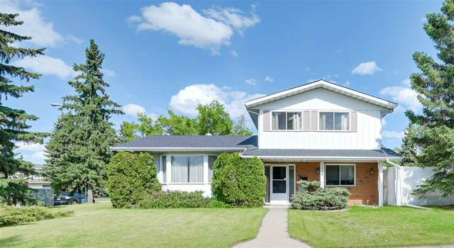 3029 105A Street, Edmonton, AB T6J 3A3 (#E4200552) :: Initia Real Estate