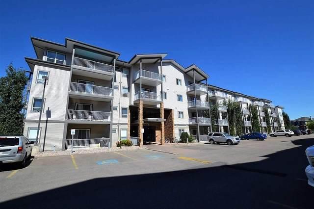 105 151 Edwards Drive, Edmonton, AB T6X 1N5 (#E4200730) :: The Foundry Real Estate Company