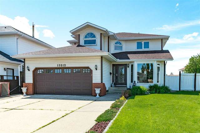15512 68 Street, Edmonton, AB T5Z 2W5 (#E4200922) :: Müve Team | RE/MAX Elite