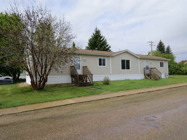 5040 47 Street, Hardisty, AB T0B 1V0 (#E4201024) :: RE/MAX River City