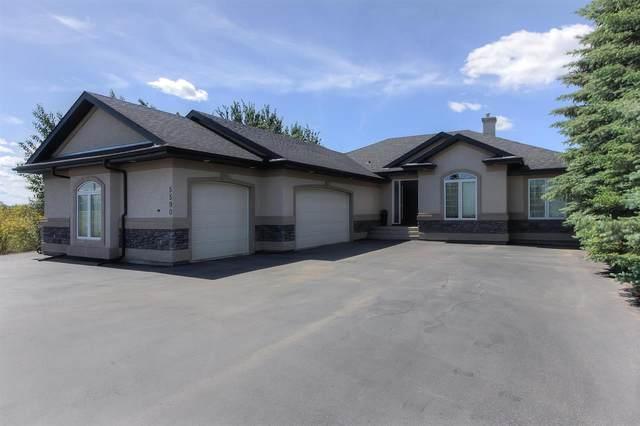 5590 Creekside Point(E), Stony Plain, AB T7Z 2A4 (#E4201214) :: Initia Real Estate
