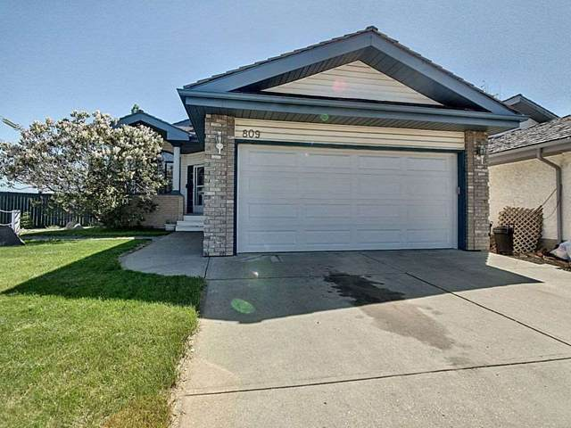 809 Blacklock Way, Edmonton, AB T6W 1B2 (#E4201220) :: Müve Team | RE/MAX Elite