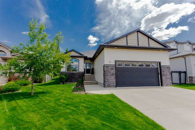 8 Krahn Court, Leduc, AB T9E 0A3 (#E4201299) :: Müve Team | RE/MAX Elite