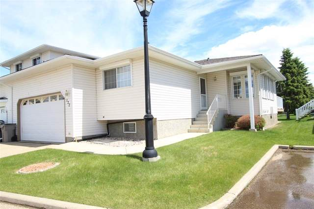 122 4610 50 Avenue, Stony Plain, AB T7Z 1P4 (#E4201305) :: RE/MAX River City
