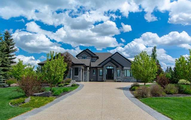 11 26126 16 Highway, Rural Parkland County, AB T7Y 1A1 (#E4201478) :: Initia Real Estate