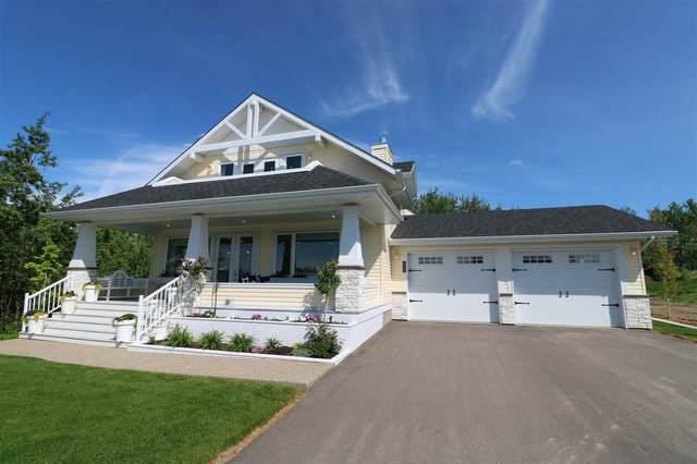 623 55101 Ste Anne Trail, Rural Lac Ste. Anne County, AB T0E 1A1 (#E4201719) :: RE/MAX River City