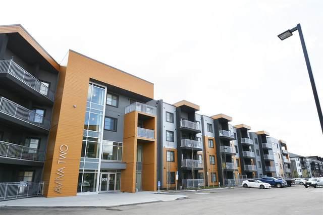 324 503 Albany Way, Edmonton, AB T6V 0M5 (#E4201824) :: RE/MAX River City