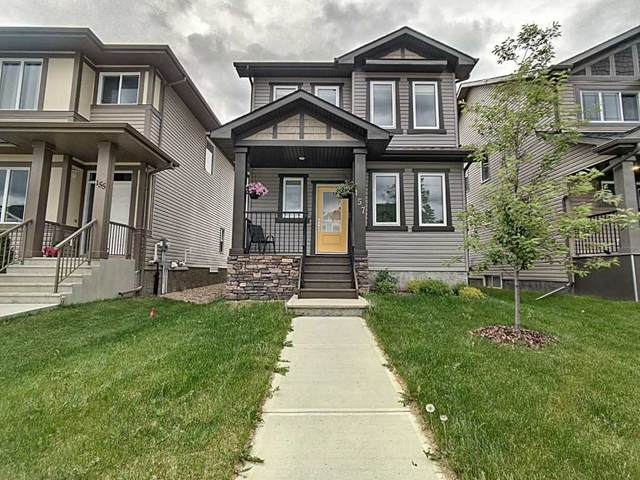 157 Kirpatrick Way, Leduc, AB T9E 0Z2 (#E4201867) :: Müve Team | RE/MAX Elite