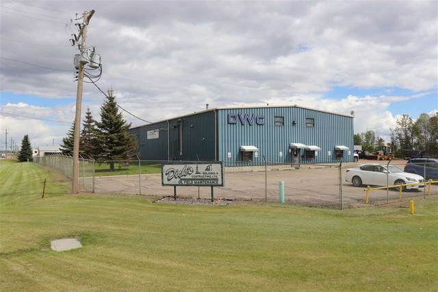10499 David Rd, Rural Parkland County, AB T7X 6A4 (#E4201904) :: The Foundry Real Estate Company