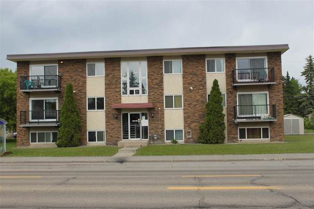 101 12929 127 Street, Edmonton, AB T5L 1B1 (#E4201934) :: RE/MAX River City
