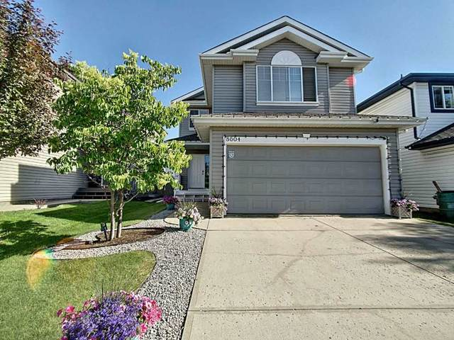 8604 8 Avenue, Edmonton, AB T6X 1G6 (#E4201983) :: The Foundry Real Estate Company