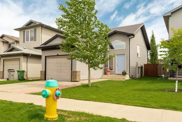 3101 48 Street, Beaumont, AB T4X 1V1 (#E4201996) :: RE/MAX River City