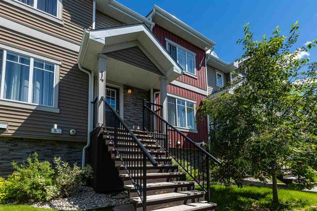 14 13810 166 Avenue, Edmonton, AB T6V 0K4 (#E4202092) :: The Foundry Real Estate Company