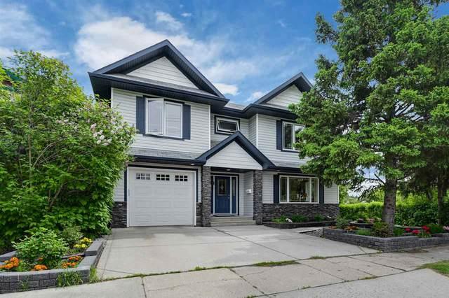 8015 95A Street, Edmonton, AB T6C 3Y1 (#E4202134) :: RE/MAX River City
