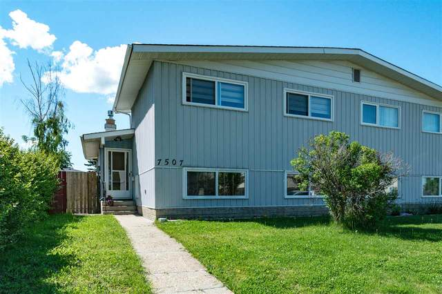 7507 36B Avenue, Edmonton, AB T6K 0L4 (#E4202143) :: RE/MAX River City