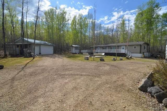84 Summer Lea Estates, Rural Barrhead County, AB T7N 1N3 (#E4202163) :: RE/MAX River City