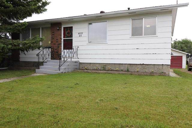 4819 49 Street, Glendon, AB T0A 1P0 (#E4202217) :: RE/MAX River City