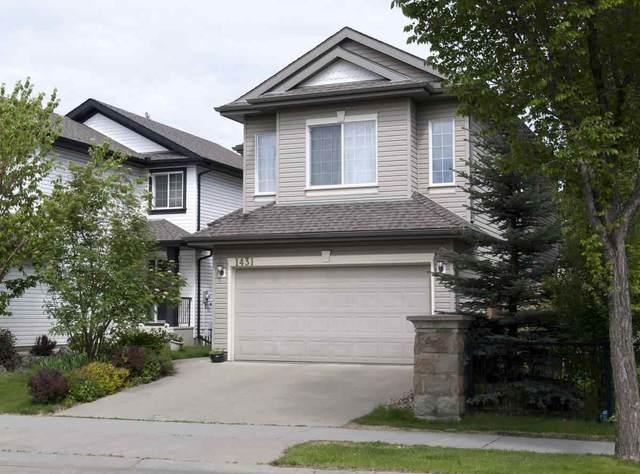 1431 Hodgson Way, Edmonton, AB T6R 3N5 (#E4202377) :: RE/MAX River City