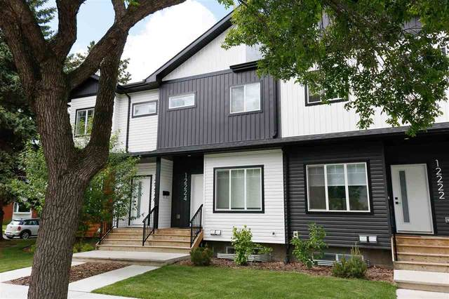 12224 120 Avenue, Edmonton, AB T5L 4X5 (#E4202421) :: Müve Team | RE/MAX Elite