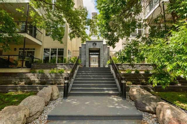 315 9828 112 Street, Edmonton, AB T5K 1L4 (#E4202673) :: Initia Real Estate